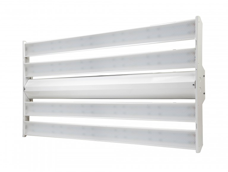 Eco-Story 2X4 Linear high bay with lens (2)